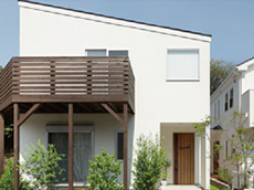 健康住宅の要となる自然素材