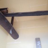 古民家 屋島の家 ボード貼りに行って来ました。のサムネイル