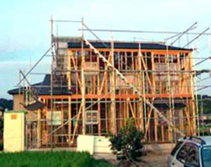 K様邸 内装工事(前半)のサムネイル