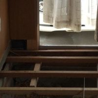 屋島の家 柱補強工事のサムネイル