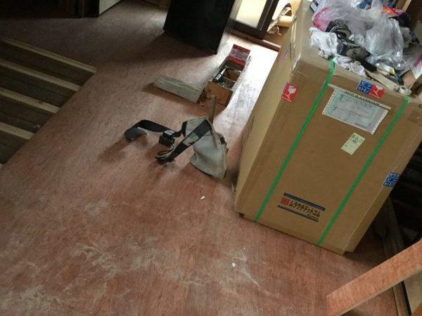 屋島の家内装工事始まりました!