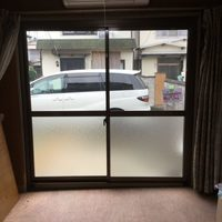 屋島の家 掃き出し窓のサムネイル