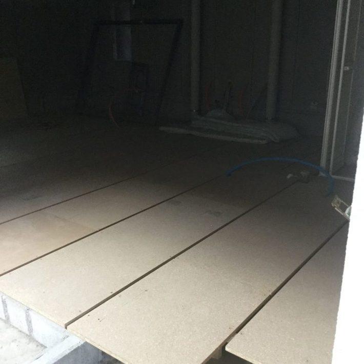 高松市宮脇町 床工事のサムネイル