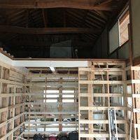 高松市鬼無町倉庫改修工事のサムネイル