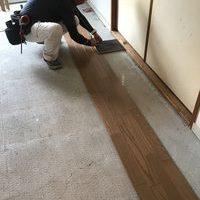 香川県高松市浜ノ町 S邸床貼りかえ工事完了しました。のサムネイル