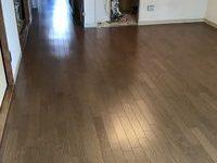 香川県高松市浜ノ町 S邸床貼りかえ工事完了しました。