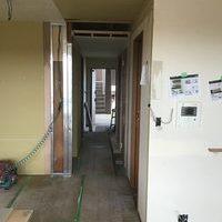 高松市桜町マンション改修工事中 のサムネイル