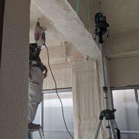 高松市番町ビル リフォ-ム会社の改修工事中のサムネイル