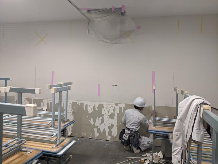 香川県高松市瓦町リフォ-ム会社の 内装工事のサムネイル